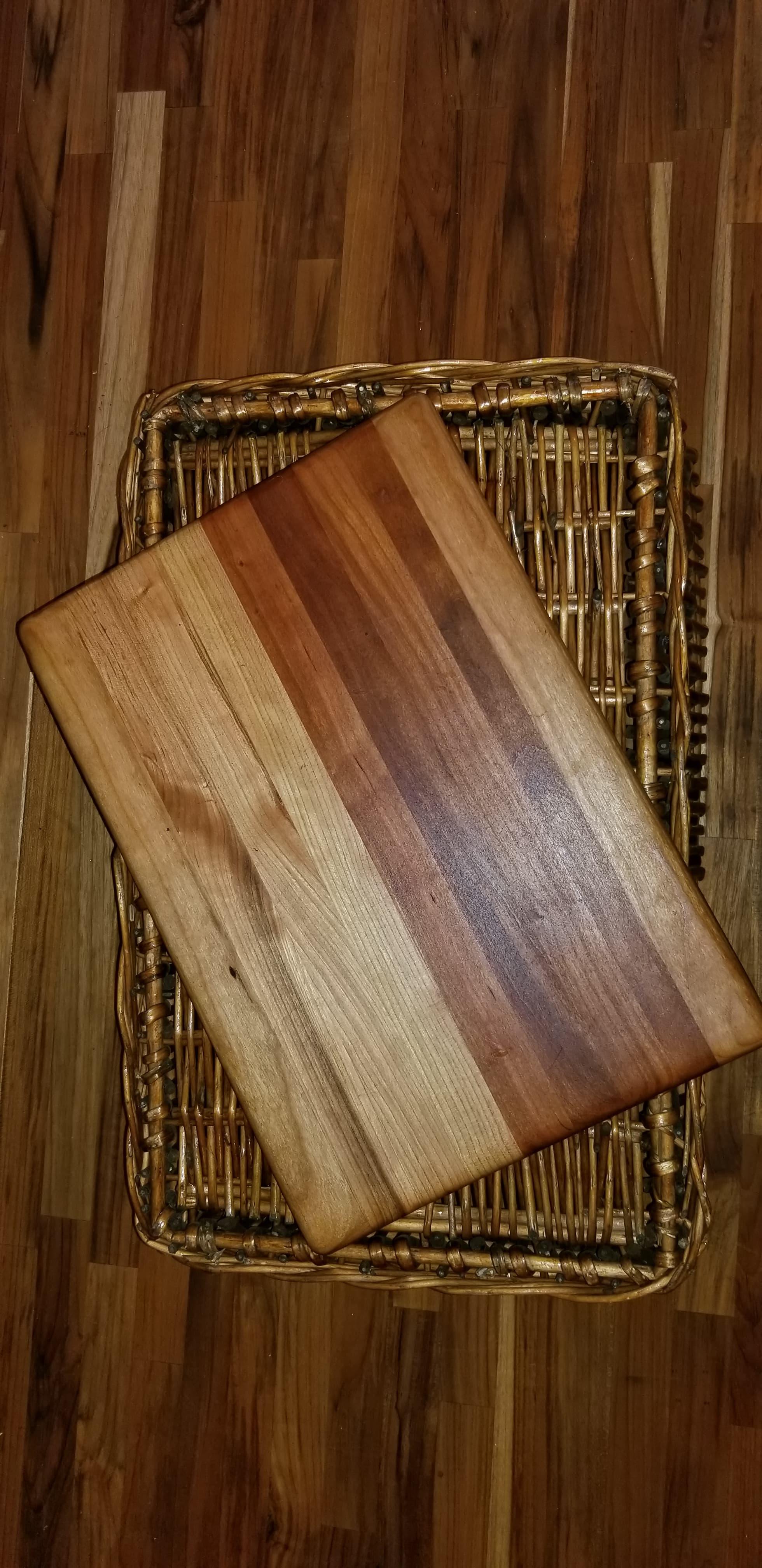 $75 - 15 x 11 x 1 hardwood