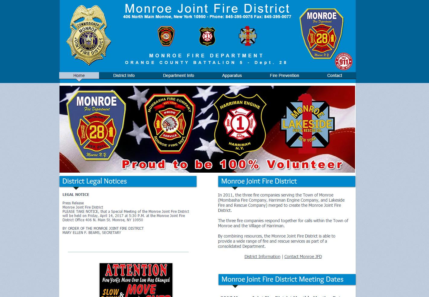 wwwmonroefiredistrictcom