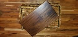 $85 - 16x10x1 solid Black Walnut