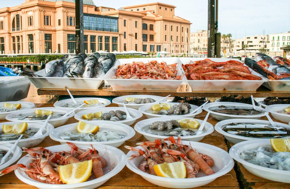 Pesce Puglia tradizioni cibo Ada tour.jp