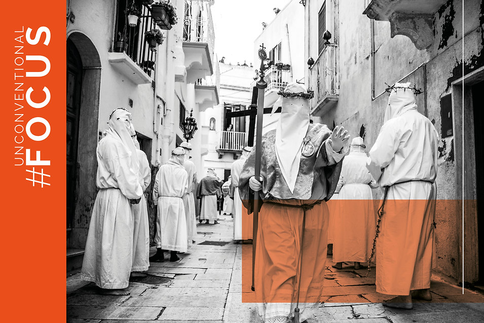 la settimana santa Taranto Ada tour Pugl
