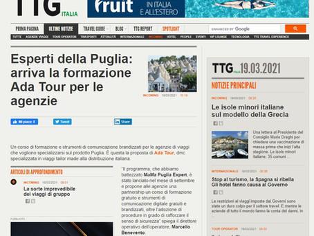 Esperti della Puglia: arriva la formazione Ada Tour per le agenzie