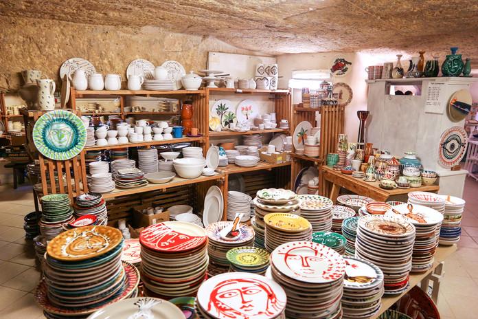 Ceramica e artigianato ada tour Grottagl
