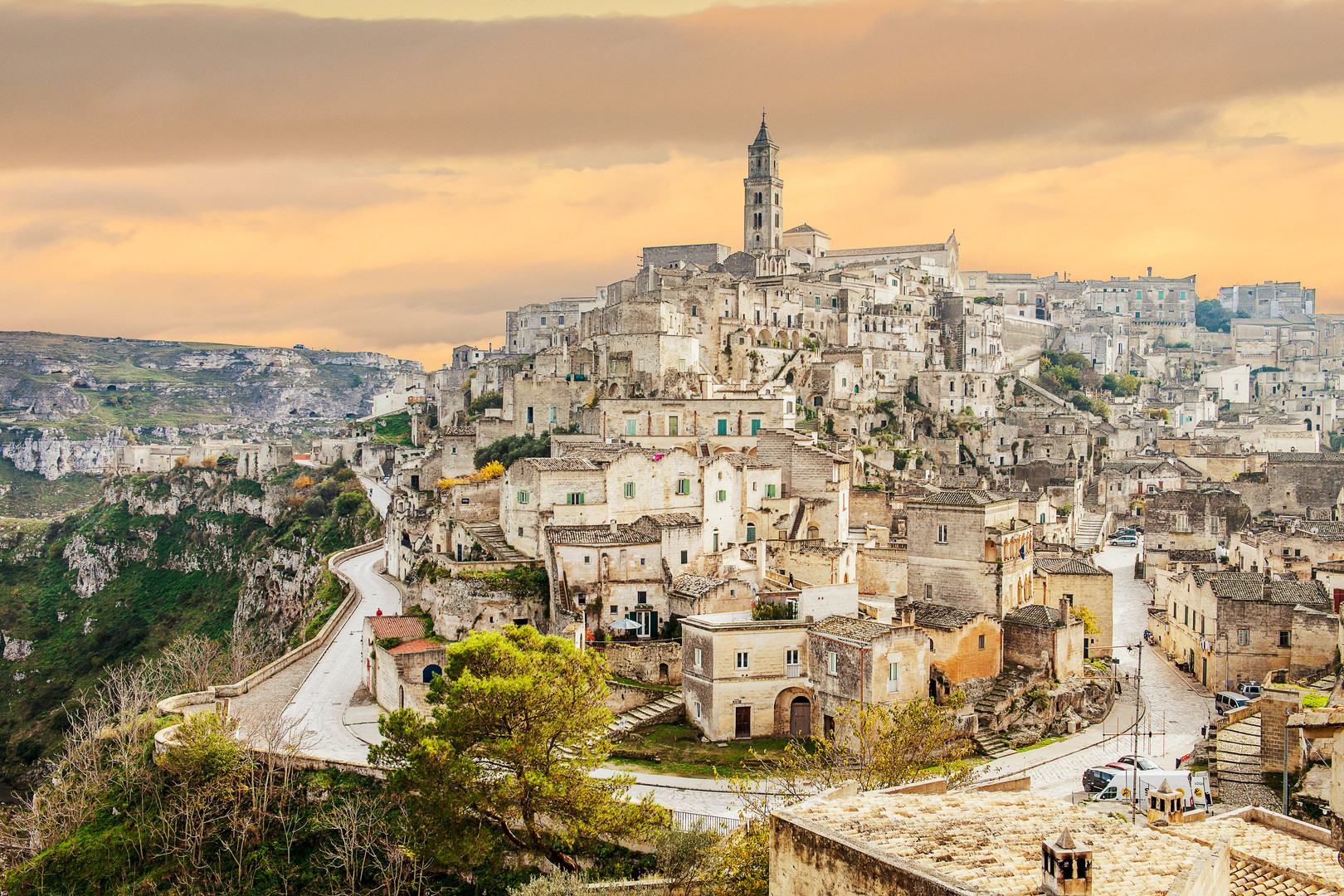 Matera excursions and travel Ada tour