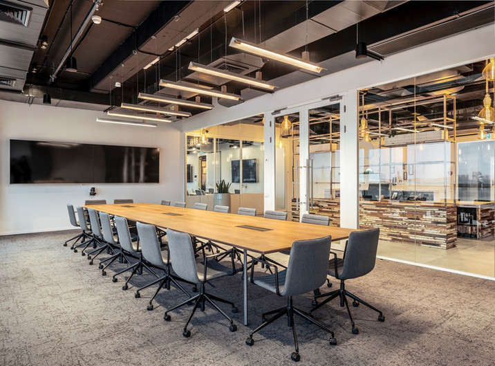 ServiceNow meeting room