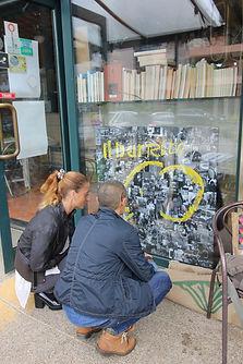 Collage art di Paola Montanaro al Barrito - Lecce