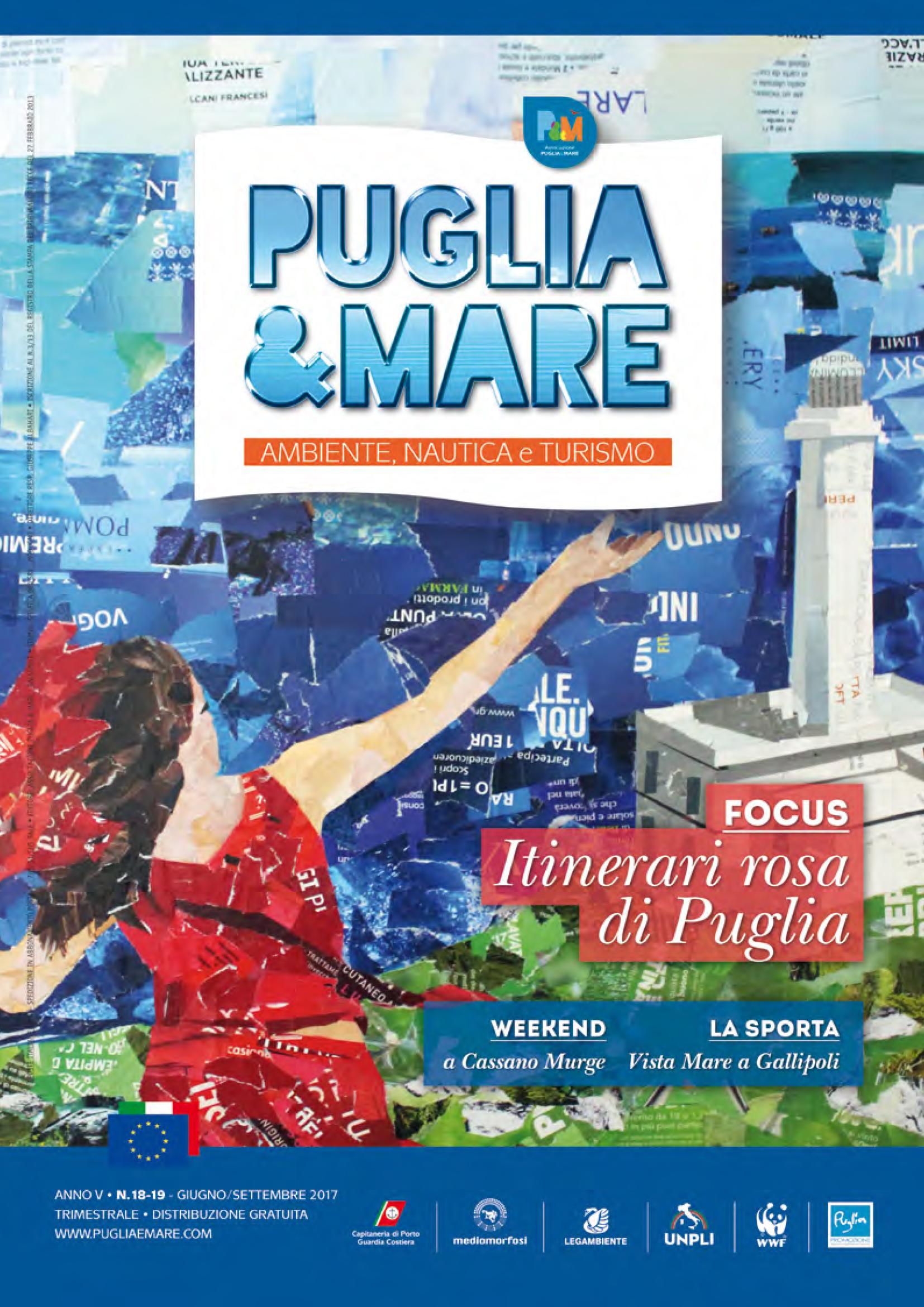 Copertina Puglia e mare