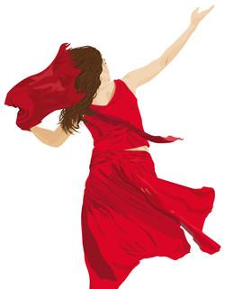 Ballerina di Pizzica salentina