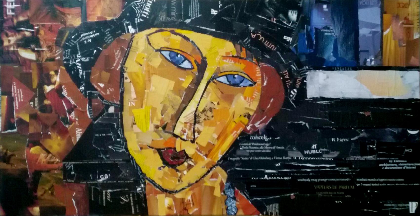Modigliani 50x95cm