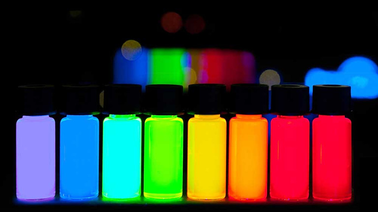 Quantum Dots: Material Innovations & Commercial Applications