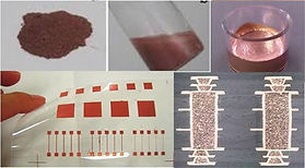 I've spent my entire 20+ year career working on many of the technical aspects of printable electronically functional materials, 'printed electronics', and additive manufacture of flexible hybrid electronic devices. I have extensive experience in chemical precipitation synthesis of metallic nanoparticles, colloid and dispersion stabilization methods, and formulation of printable functional 'inks' for electronics applications. I'm also proficient in conventional and direct write printing methods, flash lamp curing, and other processing technologies for additive manufacture of 2D flexible and 3D hybrid electronics. Although primarily serving technical roles related to these technologies in title, I have spent a significant portion of my time doing business development related activities over the past decade as well.