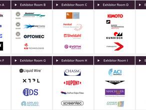 Lounge Exhibition & Networking Floor Plan