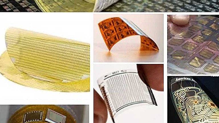 Printed, Hybrid, Structural & 3D Electronics.