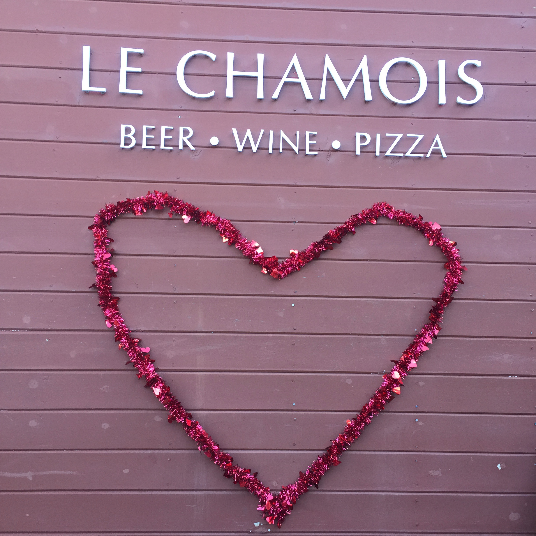 I heart Chamois