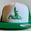 Thumbnail: Snapback Green and White