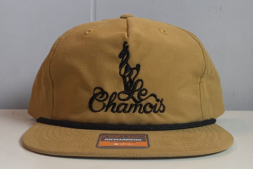 Richardson Old School Baseball Hat - Mustard