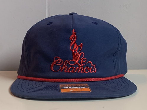 Richardson Old School Baseball Hat - Blue