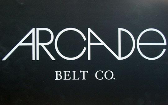 Arcade Belt Company