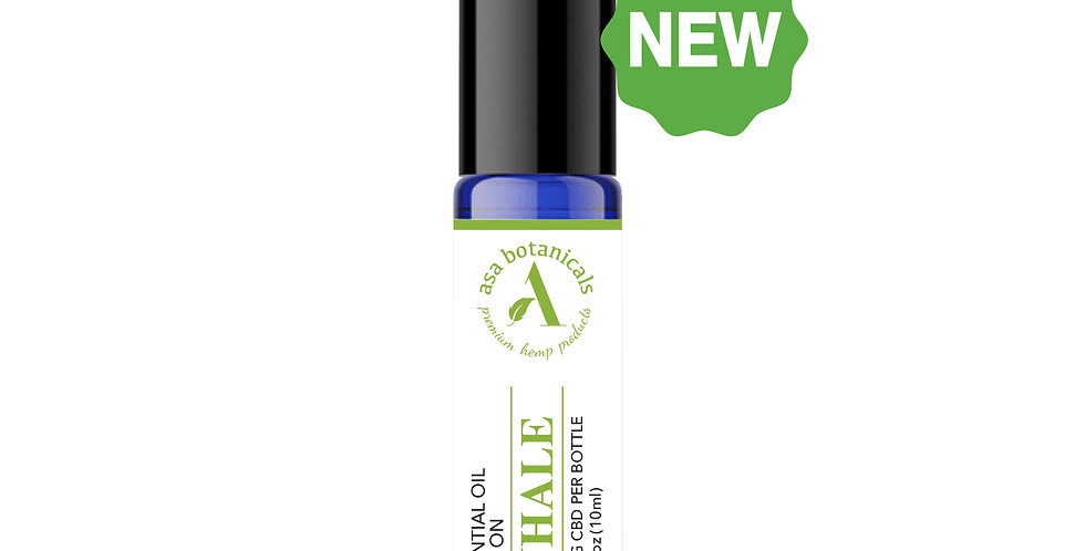 Inhale Essential Oil Roll-On