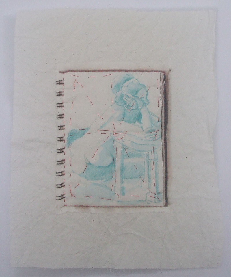 Drawn in fabric