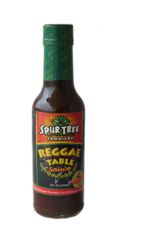 Reggae Table Sauce