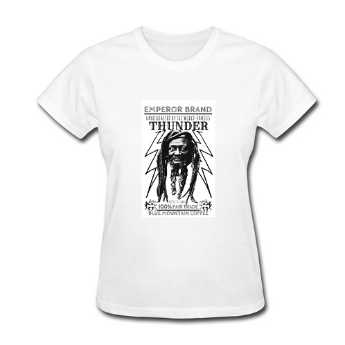 Emperor Brand Ladies V-Neck T-shirt