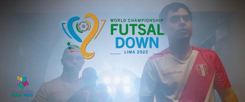 Mundial Futsal DOWN 2022