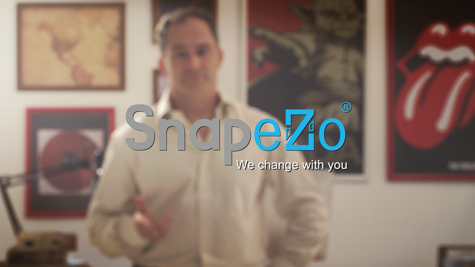 Snapezo- Life Changes