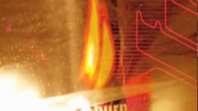 Burn- Visuals