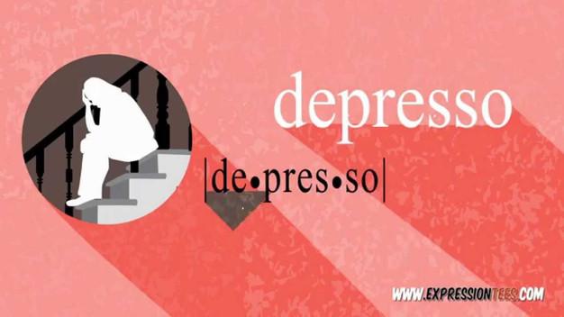 Depresso- Expression Tees.com