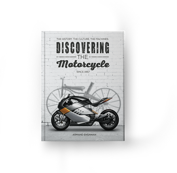 Discovering the Motorcycle Front Cover