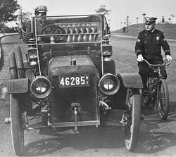 1903 Indian MC Cop