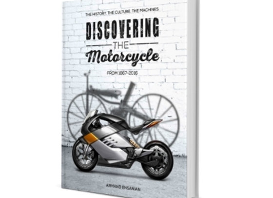 Discovering the Motorcycle |  Softcover