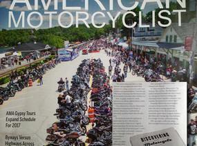 DTM Makes it into American Motorcyclist