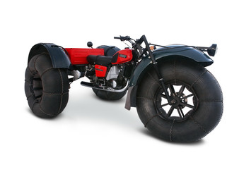 Serious Off-Road Machine