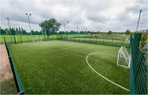 4G Pitch Hire at Charnwood Golf & Leisure