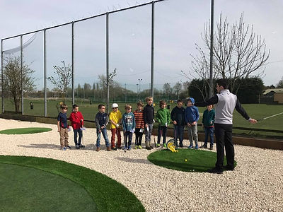 Short Game Golf Area at Charnwood Golf & Leisure