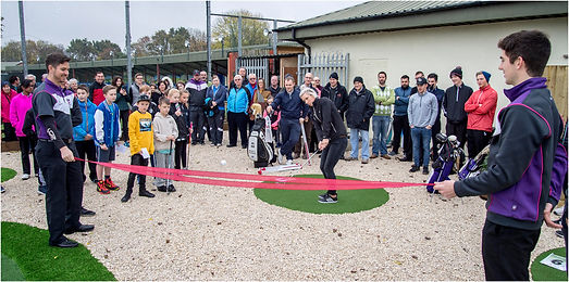Short Game Golf at Charnwood Golf & Leisure
