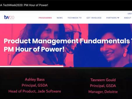 Product  Management Hour of Power: NZ Techweek