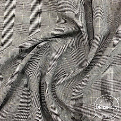 Tissu imprimé - Prince de Galles X 50cm