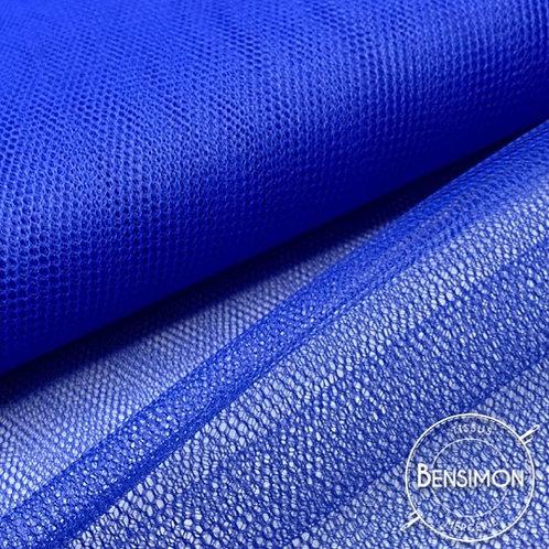 Tulle bleu roi roy tutu raide grande largeur mariage