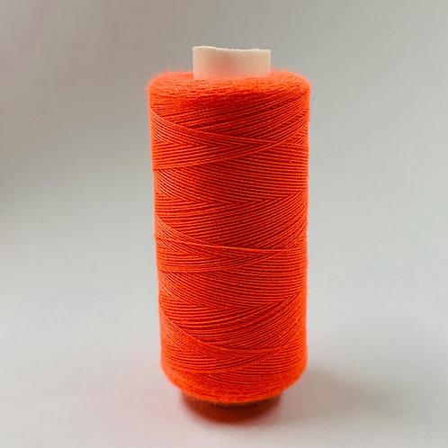 Bobine fil 500 mètres - Fluo orange