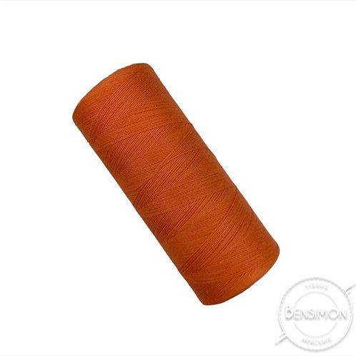 fil à batir coton rouge