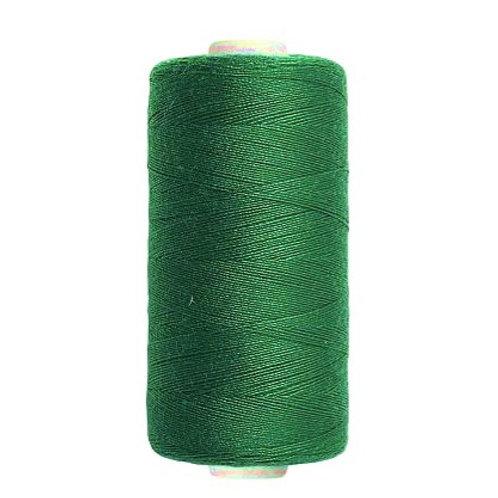Bobine fil 500 mètres - Vert 1078