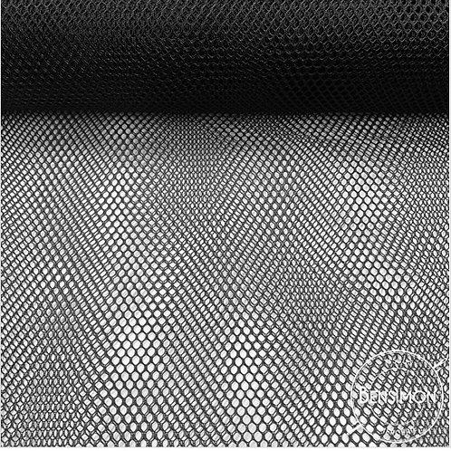 Tissu Filet Mesh - Noir X 50cm