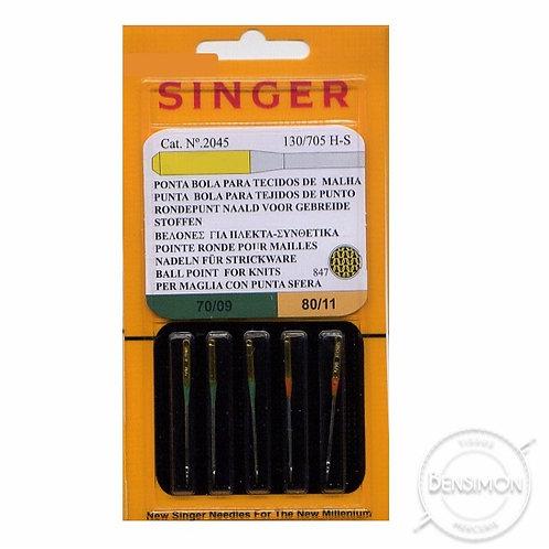 Aiguilles machine Singer - taille 70 et 80 Jersey