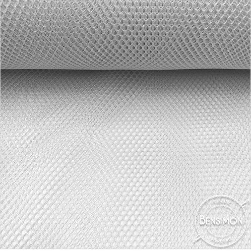Tissu Filet Mesh - Blanc X 50cm