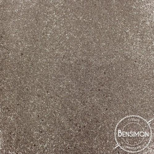 Tissu Simili Cuir Caviar - Bronze X 50cm