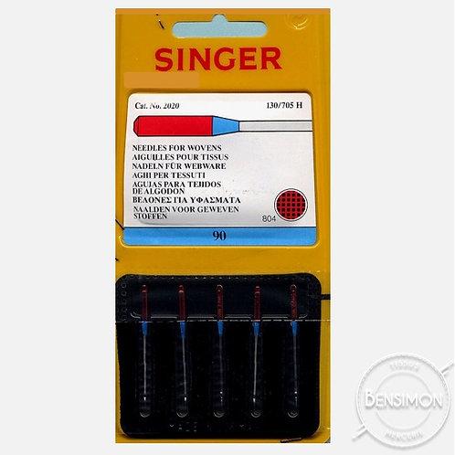 Aiguilles machine Singer - taille 90
