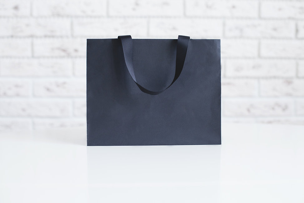 Mock-up of blank craft package, mockup o